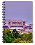 Williams - Bryce Stadium Spiral Notebook