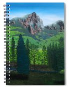 Williams Creek Spiral Notebook