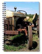 Willig Collection 4 Spiral Notebook