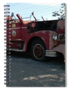 Willig Collection 6 Fire Truck Spiral Notebook