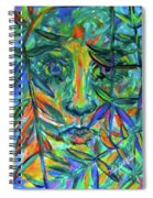 Willow Eye Stage One Spiral Notebook