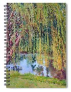 Willow Spiral Notebook
