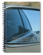 Willow Pass Rd Spiral Notebook