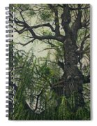 Willow Tree Spiral Notebook
