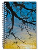 Willowbrush Spiral Notebook