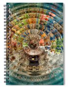 Zenergy  Spiral Notebook