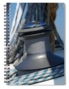 Winched Spiral Notebook