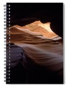 Wind And Water Spiral Notebook