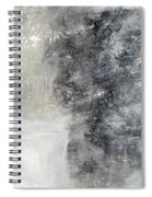 Wind In My Sails- Abstract Art Spiral Notebook
