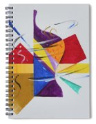 Wind Me Up Spiral Notebook