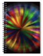 Wind Spinner 4 Spiral Notebook