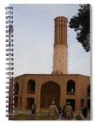 Wind Towers, Iran Spiral Notebook