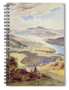 Windermere From Ormot Head Spiral Notebook