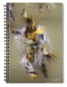 Pow Wow Windigo 2 Spiral Notebook