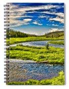 Winding Spiral Notebook