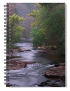 Winding Creek Spiral Notebook