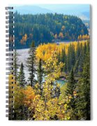 Winding Creek Spiral Notebook