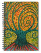 Winding I Spiral Notebook