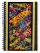 Winding Roads II Spiral Notebook