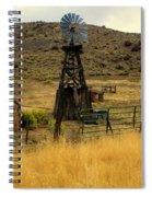 Windmill 1 Spiral Notebook