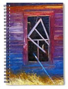 Window-1 Spiral Notebook