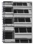 Window Cicles Spiral Notebook