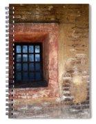 Window Detail 2 Spiral Notebook