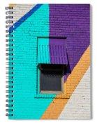 Window Dressing Spiral Notebook