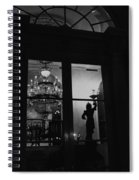 Window Dressing Spiral Notebook
