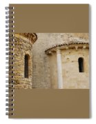 Window Due - Italy Spiral Notebook