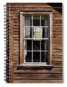 Window In A Window Spiral Notebook