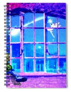 Window Of Dreams Spiral Notebook