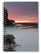 Window On Dawn Spiral Notebook