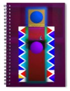 Window On The Nile 2 Spiral Notebook