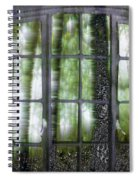Window On The Woods Spiral Notebook