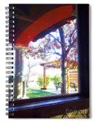 Window On The World Spiral Notebook