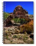 Window Rock Spiral Notebook