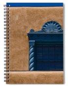 Window To Sante Fe Spiral Notebook