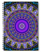 Window To Soul No. 10 Spiral Notebook