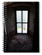 Window To The Sea Spiral Notebook