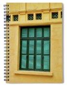 window to Vietnam Spiral Notebook