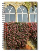 Windows In Spring Spiral Notebook