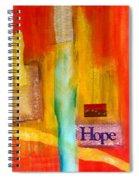 Windows Of Hope Spiral Notebook