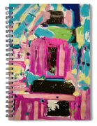 Windows To The Stars Spiral Notebook