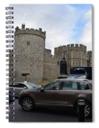 Windsor Castle #1 Spiral Notebook