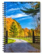 Windstone Farm Spiral Notebook