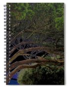 Windswept Dreams Spiral Notebook
