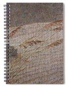 Windswept Spiral Notebook