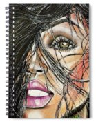 Windy Daze Spiral Notebook