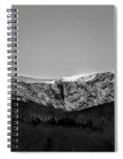 Windy Ridge Spiral Notebook